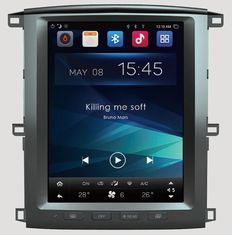Toyota Land Cruiser 100 do sistema do Infotainment de Android GPS Navaigation 12,1 polegadas